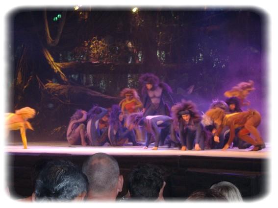 Spectacle: Tarzan, la rencontre. (représentation annulée pour 2013) Dscf2910