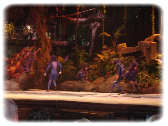 Spectacle: Tarzan, la rencontre. (représentation annulée pour 2013) Dscf2912