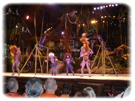 Spectacle: Tarzan, la rencontre. (représentation annulée pour 2013) Dscf2920
