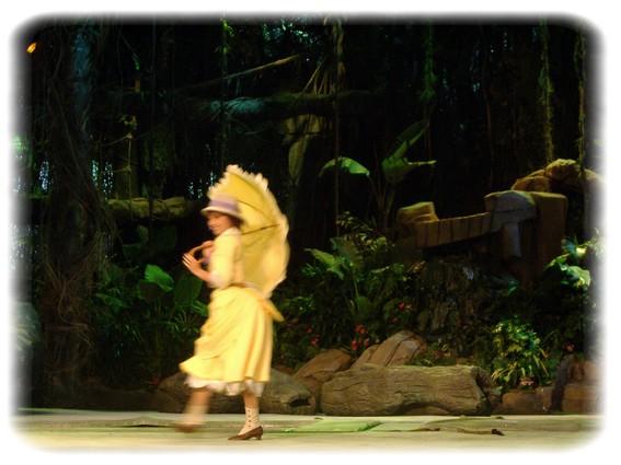 Spectacle: Tarzan, la rencontre. (représentation annulée pour 2013) Dscf2928