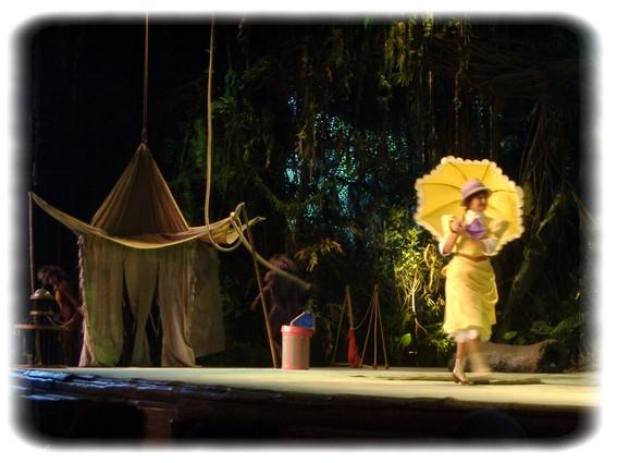 Spectacle: Tarzan, la rencontre. (représentation annulée pour 2013) Dscf2929