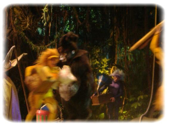 Spectacle: Tarzan, la rencontre. (représentation annulée pour 2013) Dscf2937