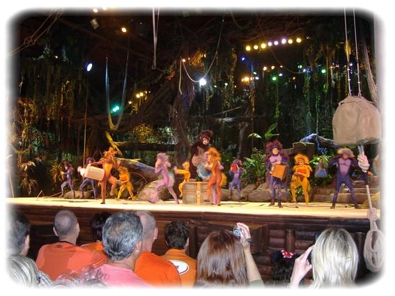 Spectacle: Tarzan, la rencontre. (représentation annulée pour 2013) Dscf2939