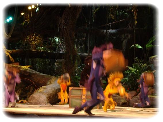 Spectacle: Tarzan, la rencontre. (représentation annulée pour 2013) Dscf2940