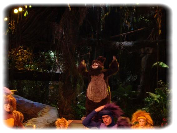 Spectacle: Tarzan, la rencontre. (représentation annulée pour 2013) Dscf2942