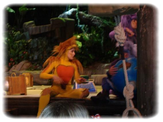 Spectacle: Tarzan, la rencontre. (représentation annulée pour 2013) Dscf2945