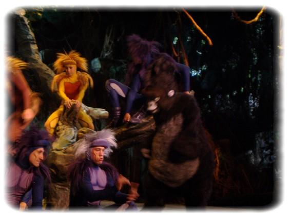 Spectacle: Tarzan, la rencontre. (représentation annulée pour 2013) Dscf2946