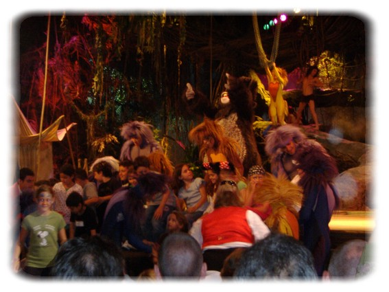 Spectacle: Tarzan, la rencontre. (représentation annulée pour 2013) Dscf2952
