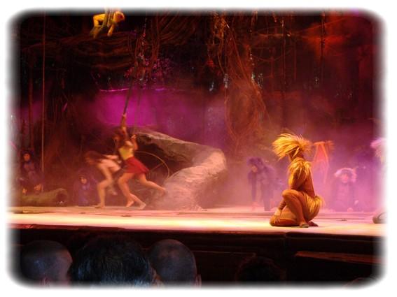 Spectacle: Tarzan, la rencontre. (représentation annulée pour 2013) Dscf2953