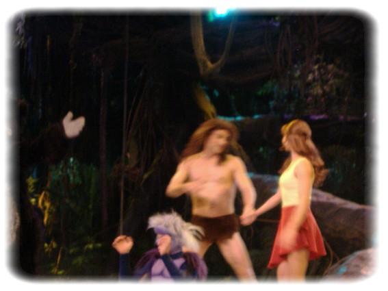 Spectacle: Tarzan, la rencontre. (représentation annulée pour 2013) Dscf2955