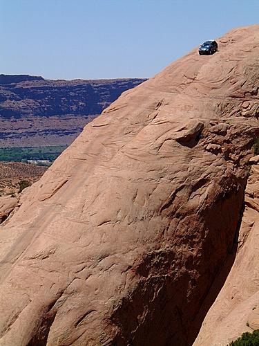 Colline Lion's back, Moab, Utah, USA Lion_s12