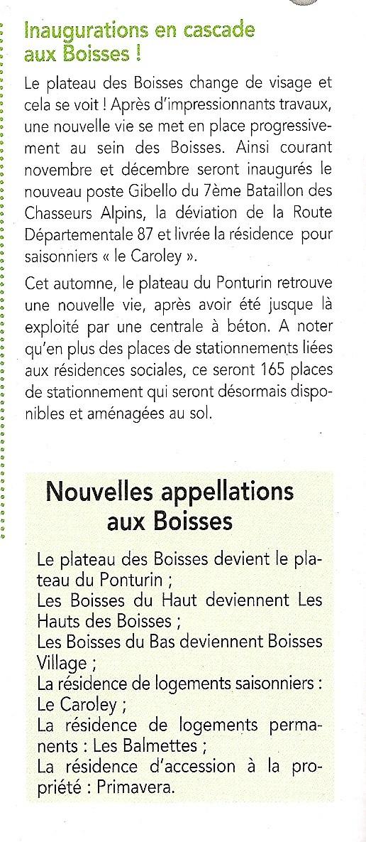 [Tignes] Réaménagement hameau des Boisses - Page 3 Boisse10