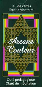 Arcane Couleur de Michel Albert-Vanel Arcane12