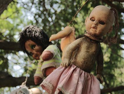 L'île des poupées au Mexique Dolls210
