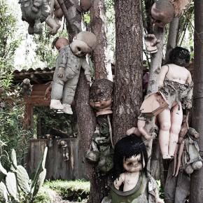 L'île des poupées au Mexique Img_4410