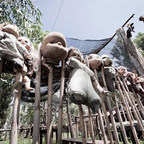 L'île des poupées au Mexique Img_4510