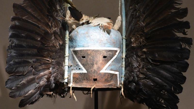 Vente des masques sacrés Hopi Masque11