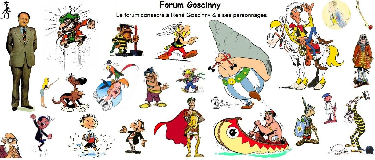 Forum GOSCINNY