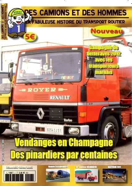 nouveau magazine Des Camions et des Hommes par l'admin du 51 - Page 2 Borny_13