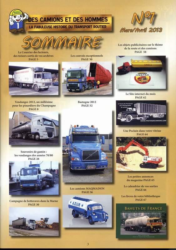 nouveau magazine Des Camions et des Hommes par l'admin du 51 - Page 4 Factur10