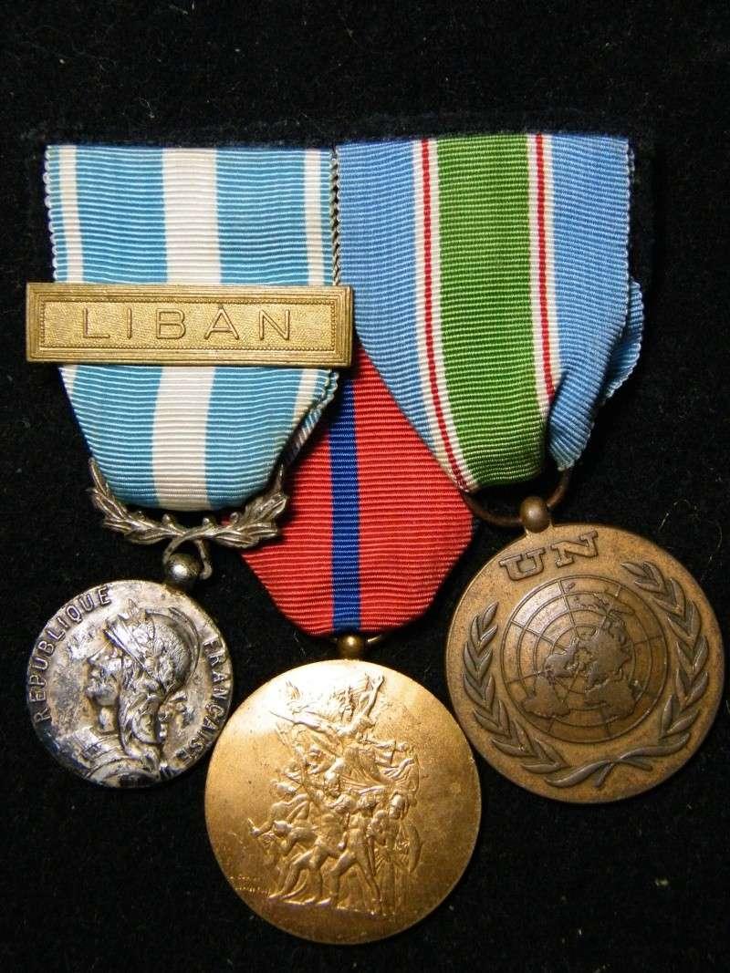 medailles société des volontaires Travai50