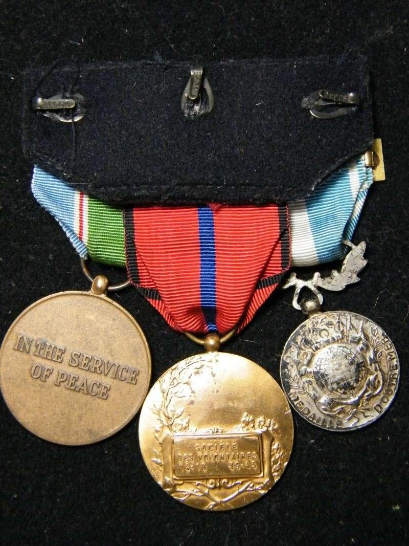 medailles société des volontaires Travai51