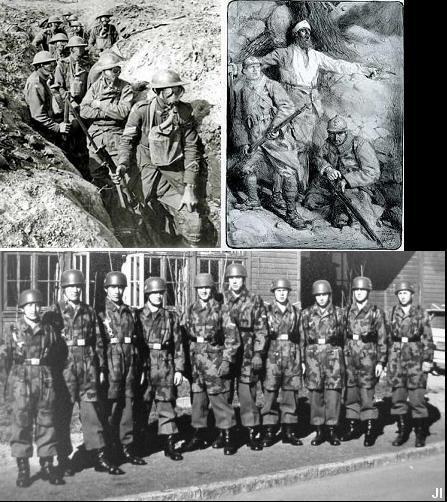 histoire passion militaire