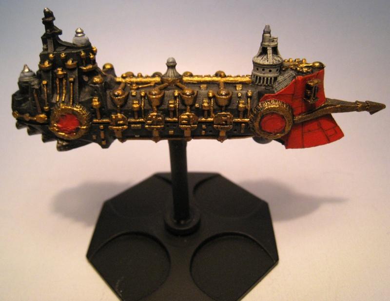 La flotte du Secteur Burgundianionis Blacks11