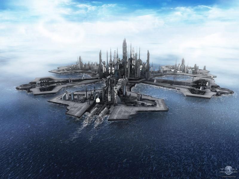 Reportage a Corruscant ! Apres un voyage de 10 000 000 milliards de km Mirko210
