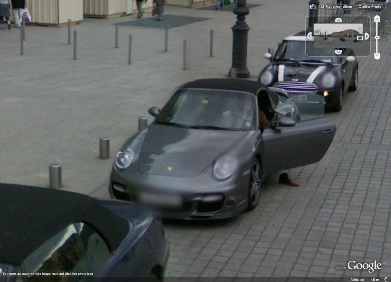 STREET VIEW : belles voitures (France) Carerr10