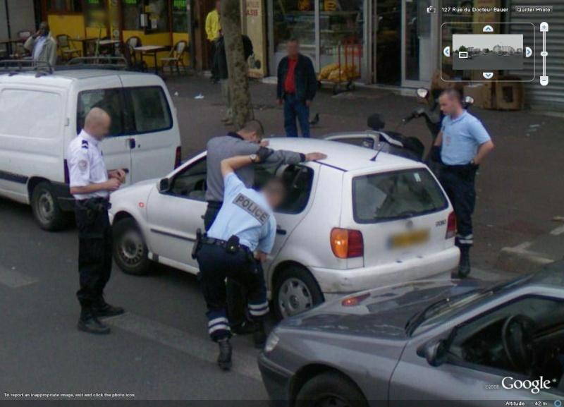 STREET VIEW : la Police en action Fouill10