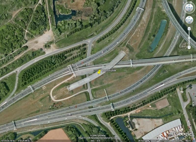 Pont inutile, Amsterdam, Pays-Bas. Pont10