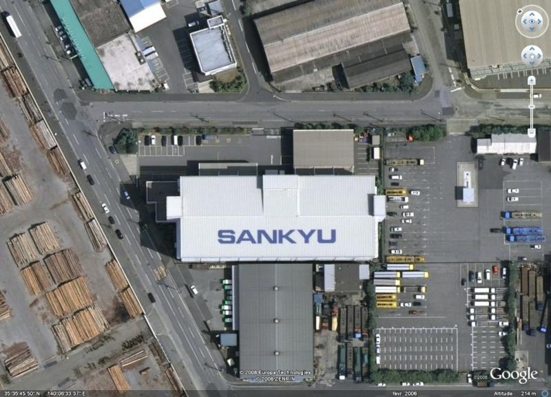 A la recherche des LOGOS d'entreprise Sankyu10
