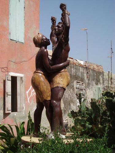 L'île de Gorée Maison10
