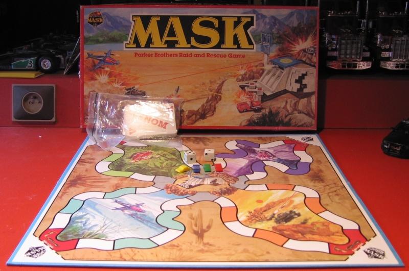 Jeux de societés sur nos dessins animés et jouets préférés Maskje10