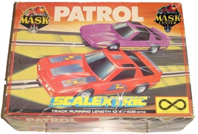 Les Train - circuit de Dessins annimés et séries Patrol10