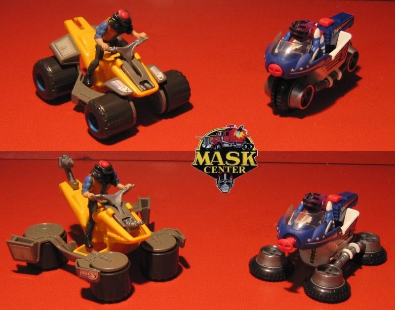 M.A.S.K. vs Vor-Tech Vtech-10