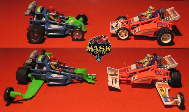 M.A.S.K. vs Vor-Tech Vtech-15