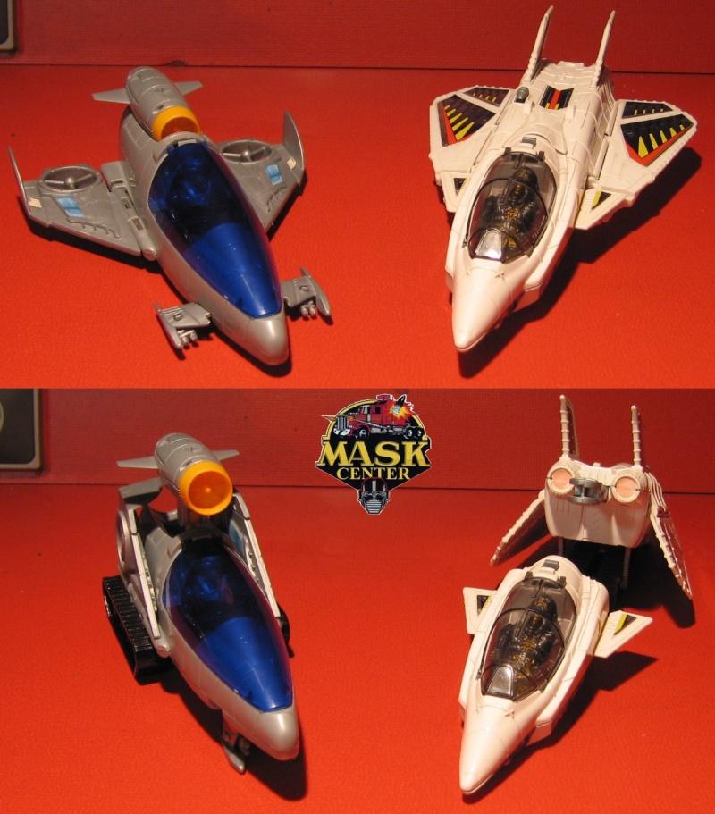 M.A.S.K. vs Vor-Tech Vtech-21