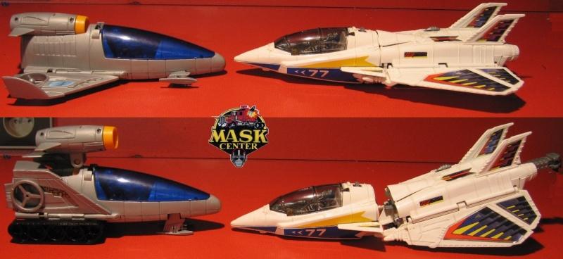 M.A.S.K. vs Vor-Tech Vtech-22