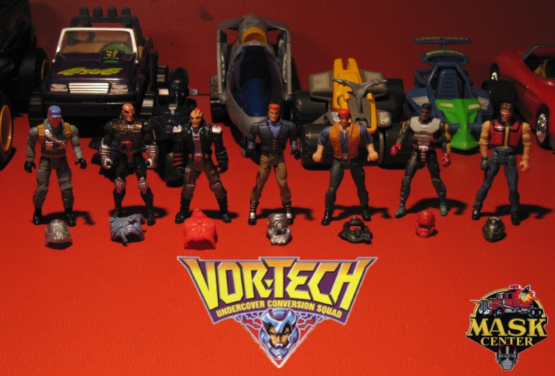 M.A.S.K. vs Vor-Tech Vtech110