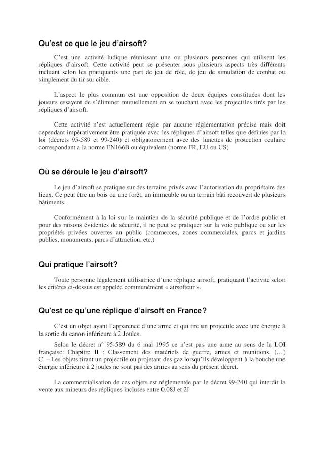 Dossier thématique de l'airsoft 2013 (Préfecture du Gard) Page210