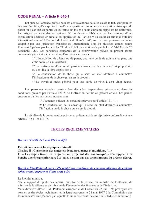 Dossier thématique de l'airsoft 2013 (Préfecture du Gard) Page410