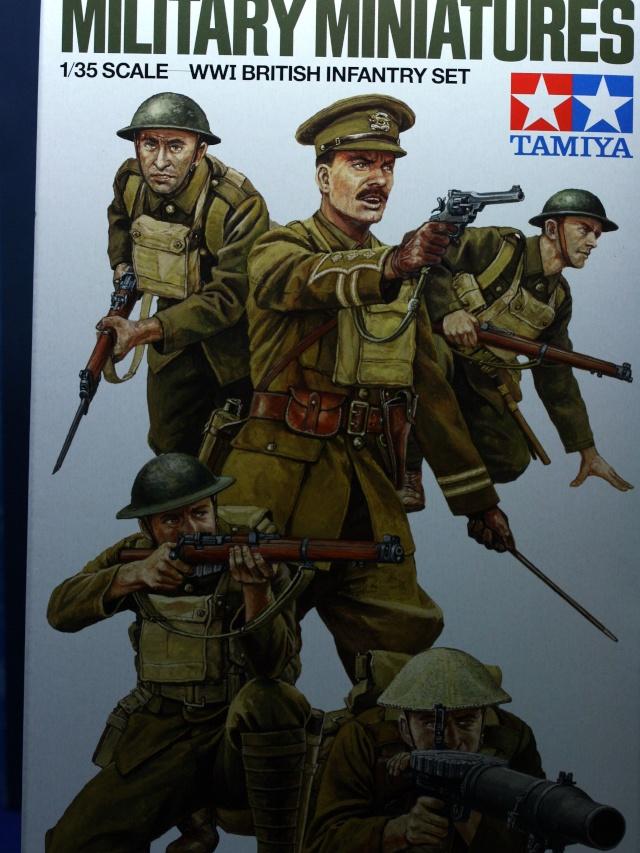 Bataille de la Somme: Septembre 1916 :saynète terminée Img_0510