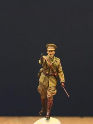 Bataille de la Somme: Septembre 1916 :saynète terminée Img_0516