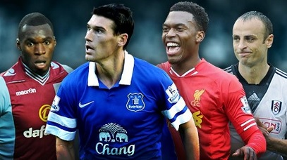 18: Gareth Barry - loan or long term City freebie? Barry110