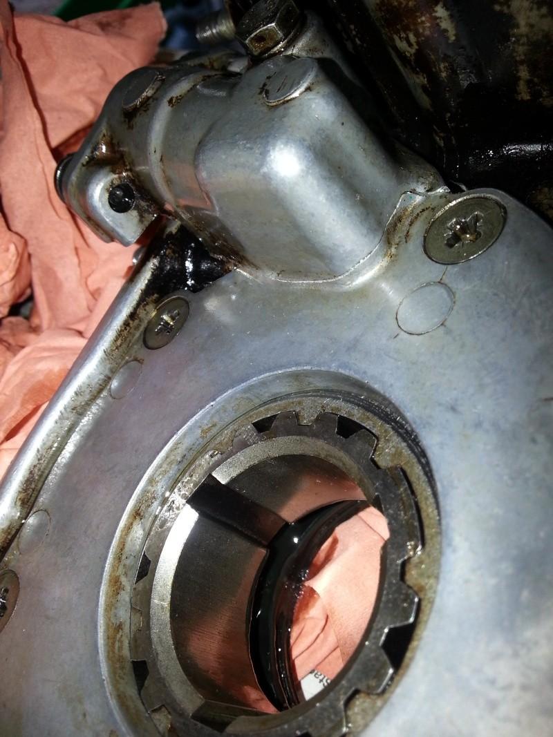 Réfection du haut moteur et de la distribution suite à des ratés cylindres - Page 18 2013-010