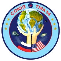 SOYOUZ TMA-14 / Concours dessin Patch-Logo mission pour les enfants 2008_110