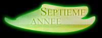 Serpentard - 7eme Année