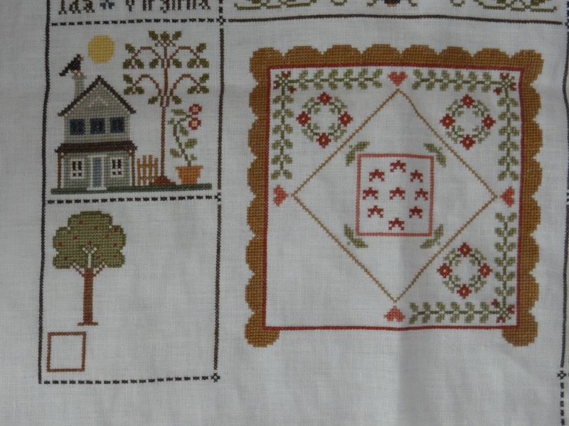 Orchard Valley Quilting Bee de LHN suite le 30 Octobre - Page 39 Dsc02946